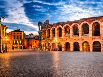 Arena di Verona e Cremona