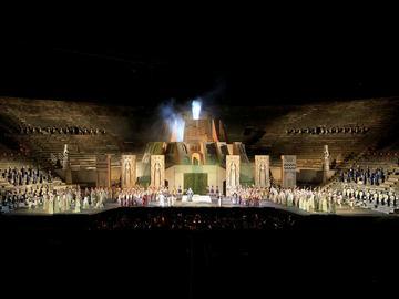 Nabucco de Giuseppe Verdi - Créé par Arnaud Bernard