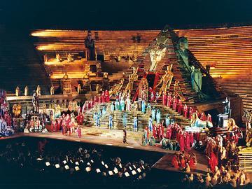 Aida de Giuseppe Verdi - Réalisé par Franco Zeffirelli