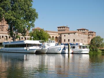 Navigazione dei Laghi di Mantova