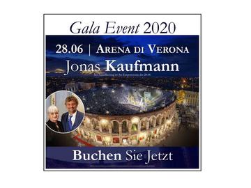 Jonas Kaufmann - Gala Event 2020