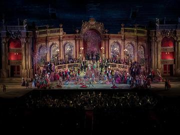 La Traviata de Giacomo Puccini - Réalisé par Franco Zeffirelli