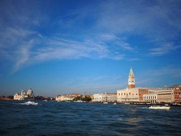 Una città affascinante...Venezia